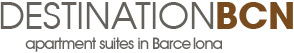 Destination BCN - Apartment Suites in Barcelona