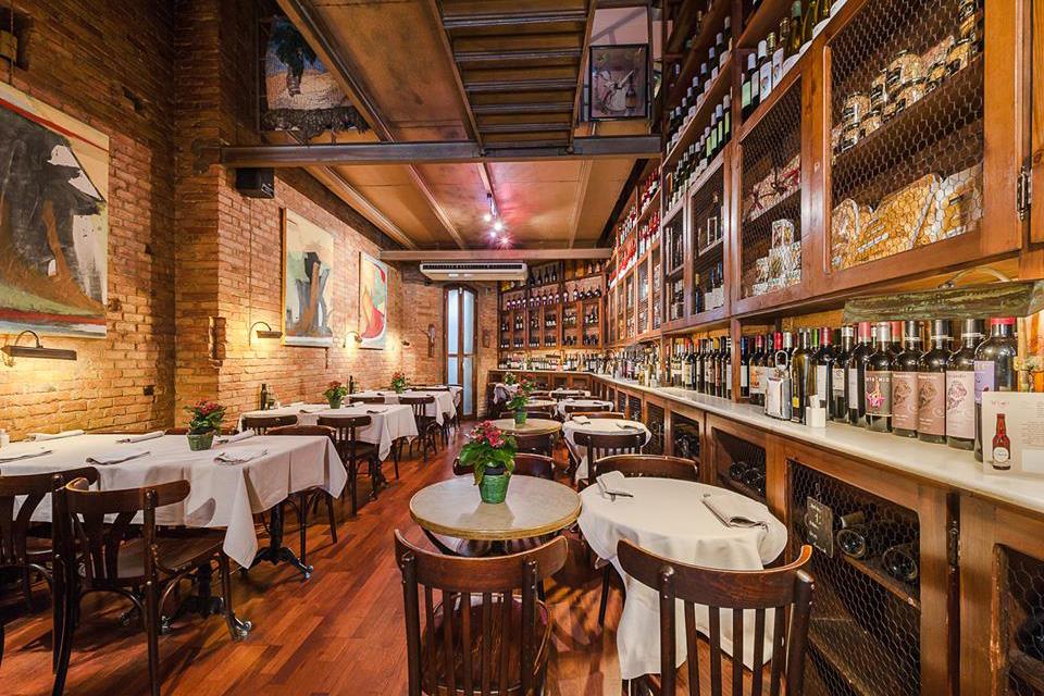 Can travi nou restaurante emblem tico en barcelona - Restaurant el ward porte maillot ...