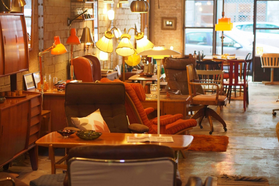 News & Views on Barcelona is the blog of DestinationBCN, offering luxury  apartments and rooms located in the centre of Barcelona. - Top Vintage Furniture Shops In Barcelona