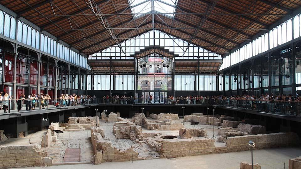El Mercat de Born - Barcelona