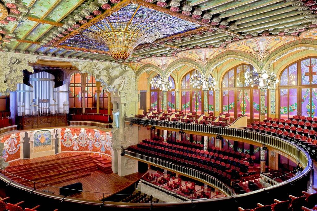 Palau de Musica Barcelona