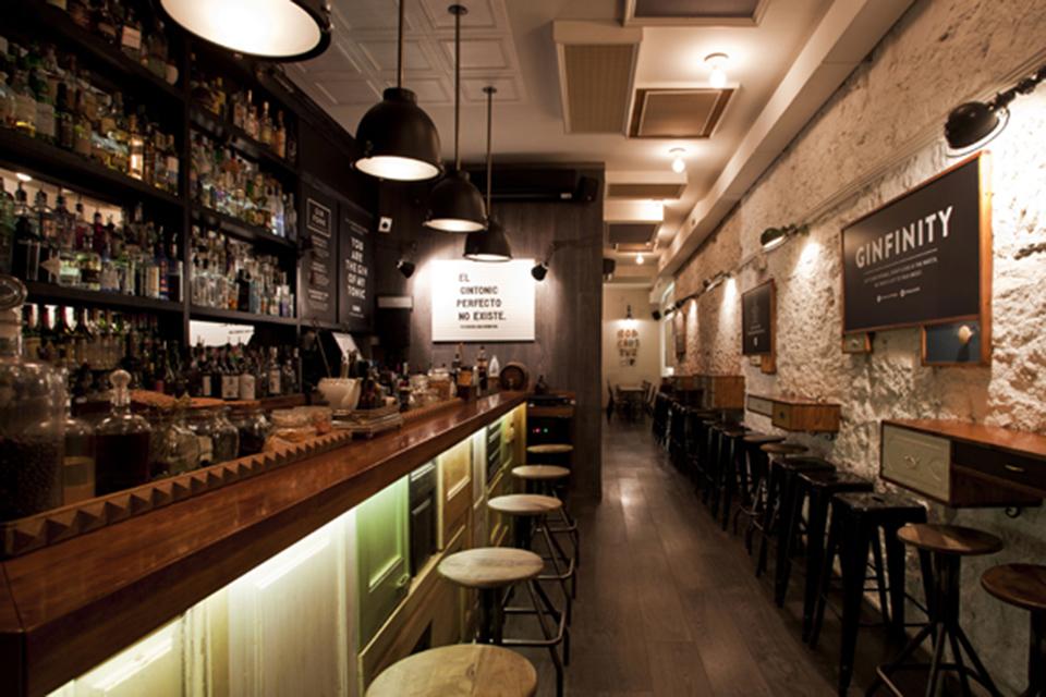 Bobby Gin Bar Barcelona