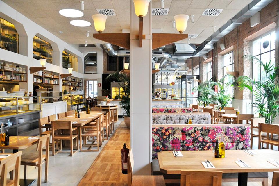 Barcelona s best vegetarian restaurants as recommended by destinationbcn destinationbcn - Vegetarian restaurant valencia ...